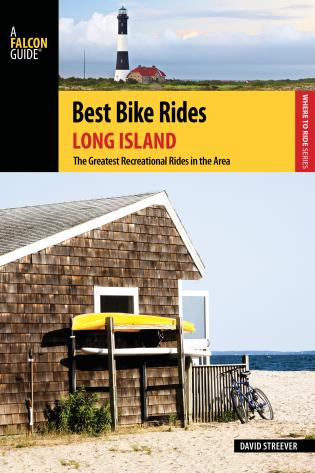 Cover image for the book Best Bike Rides Long Island: The Greatest Recreational Rides in the Area