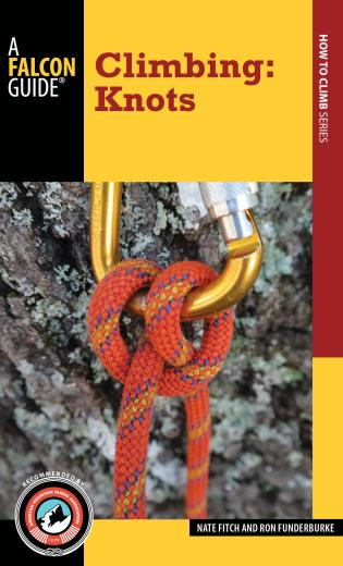 Cover image for the book Climbing: Knots