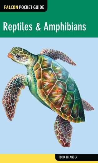 Cover image for the book Reptiles & Amphibians, First Edition