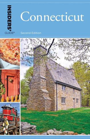 Cover image for the book Insiders' Guide® to Connecticut, 2nd Edition