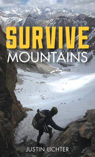 Cover image for the book Survive: Mountains