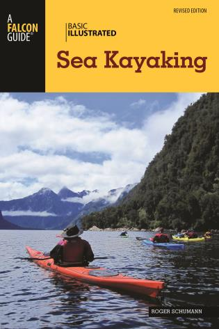 Cover image for the book Basic Illustrated Sea Kayaking, Revised edition