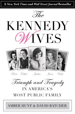 Cover image for the book Kennedy Wives: Triumph and Tragedy in America's Most Public Family