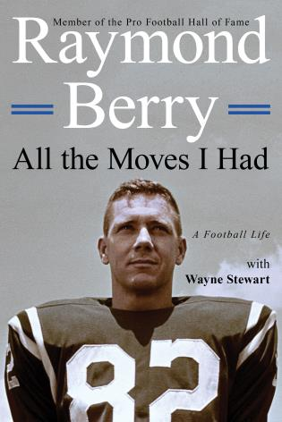 Cover image for the book All the Moves I Had: A Football Life