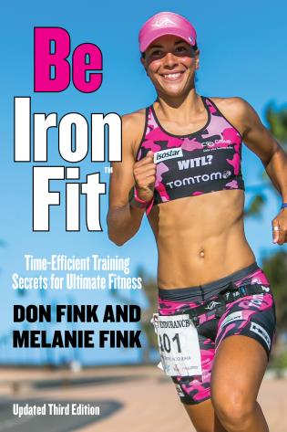 Cover image for the book Be IronFit: Time-Efficient Training Secrets for Ultimate Fitness, 3rd Edition
