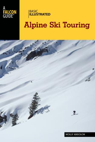 Cover image for the book Basic Illustrated Alpine Ski Touring