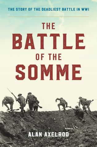 Cover image for the book The Battle of the Somme