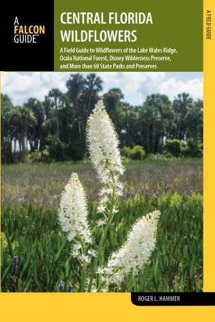 Cover image for the book Central Florida Wildflowers: A Field Guide to Wildflowers of the Lake Wales Ridge, Ocala National Forest, Disney Wilderness Preserve, and More than 60 State Parks and Preserves