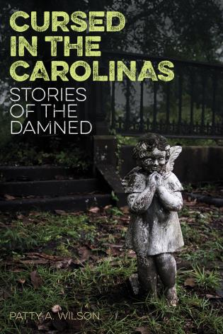 Cover image for the book Cursed in the Carolinas: Stories of the Damned