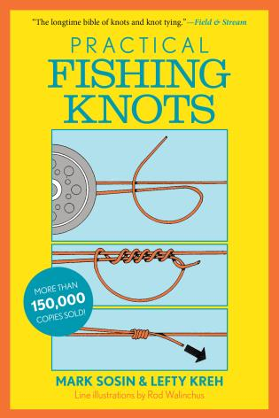 Cover image for the book Practical Fishing Knots, 2nd Edition