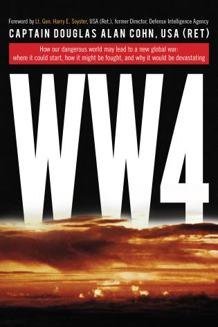 Cover image for the book World War 4
