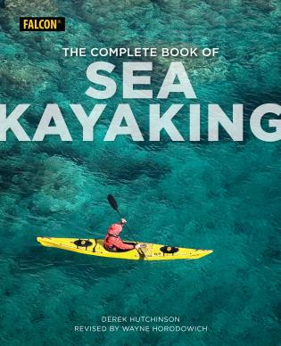Cover image for the book The Complete Book of Sea Kayaking, Sixth Edition