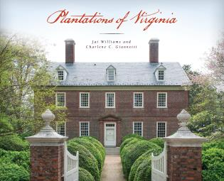 Cover image for the book Plantations of Virginia