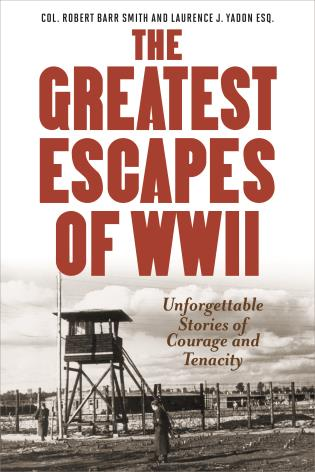 Cover image for the book Greatest Escapes of World War II