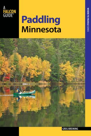 Cover image for the book Paddling Minnesota, Second Edition