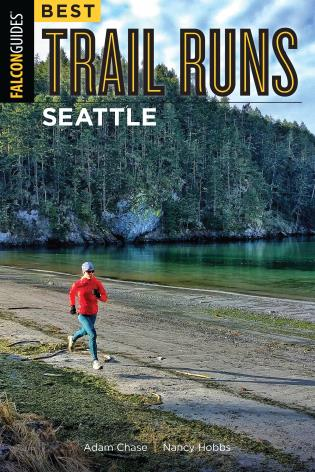 Cover image for the book Best Trail Runs Seattle