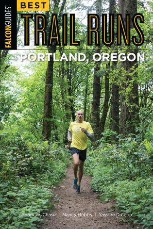 Cover image for the book Best Trail Runs Portland, Oregon