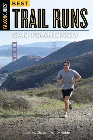 Cover image for the book Best Trail Runs San Francisco