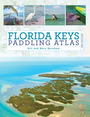 Cover image for the book Florida Keys Paddling Atlas, 2nd Edition