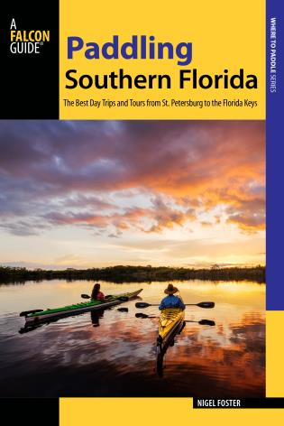 Cover image for the book Paddling Southern Florida: A Guide to the Area's Greatest Paddling Adventures