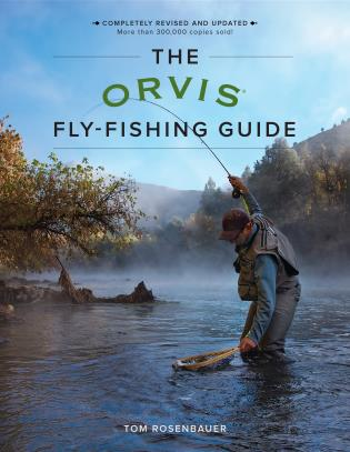 Cover image for the book The Orvis Fly-Fishing Guide, Revised