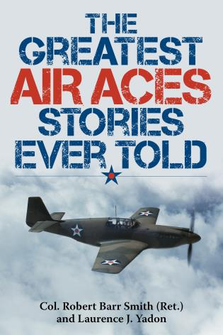 Cover image for the book The Greatest Air Aces Stories Ever Told