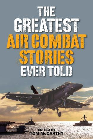 Cover image for the book The Greatest Air Combat Stories Ever Told