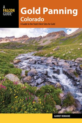 Gold Panning Colorado by Romaine, Garret | Outdoor guidebooks for