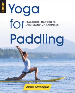Cover image for the book Yoga for Paddling