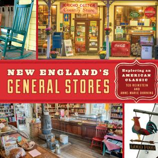 Cover image for the book New England's General Stores: Exploring an American Classic