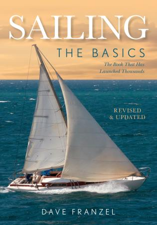 Cover image for the book Sailing: The Basics: The Book That Has Launched Thousands, Revised & Updated