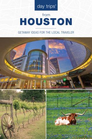 Cover image for the book Day Trips® from Houston: Getaway Ideas For The Local Traveler, 3rd Edition