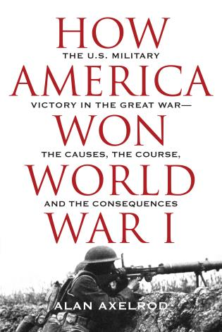 Cover image for the book How America Won World War I