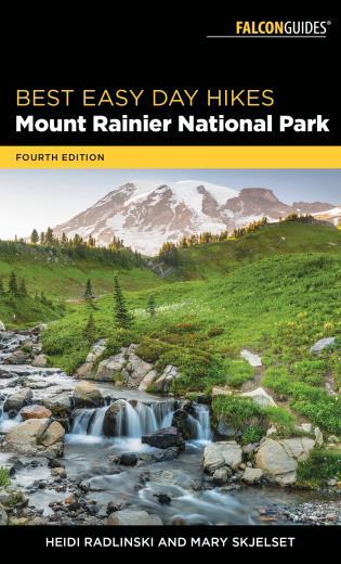 hiking mount rainier national park regional hiking series