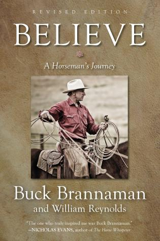 Cover image for the book Believe: A Horseman's Journey, revised edition