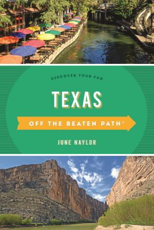 Cover image for the book Texas Off the Beaten Path®: Discover Your Fun, 11th Edition