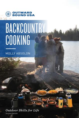 Cover image for the book Outward Bound Backcountry Cooking, 2nd Edition