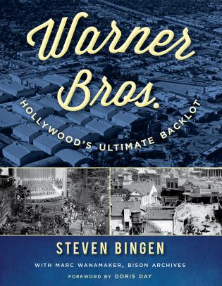 Cover image for the book Warner Bros.: Hollywood's Ultimate Backlot