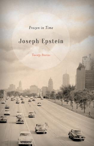 Cover image for the book Frozen in Time: Twenty Stories