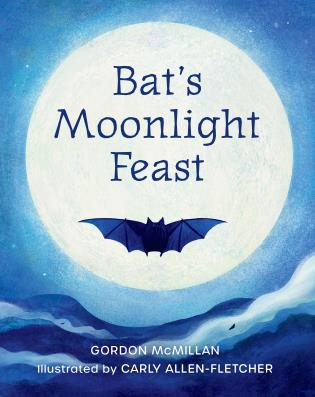 Cover image for the book Bat's Moonlight Feast