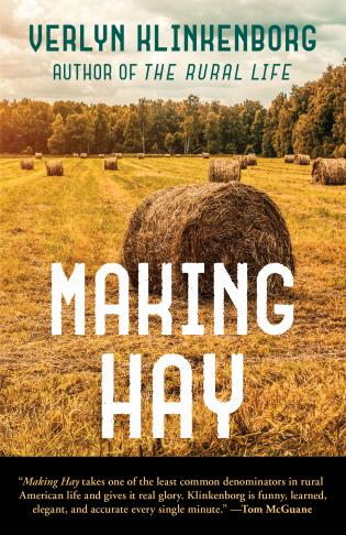 Cover image for the book Making Hay
