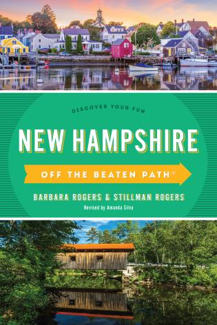 Cover image for the book New Hampshire Off the Beaten Path®: Discover Your Fun, 9th Edition