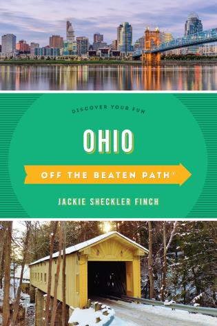Cover image for the book Ohio Off the Beaten Path®: Discover Your Fun, Fourteenth Edition