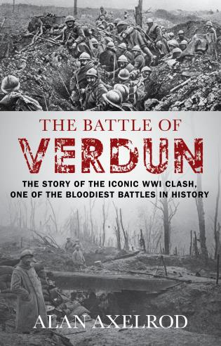 Cover image for the book The Battle of Verdun