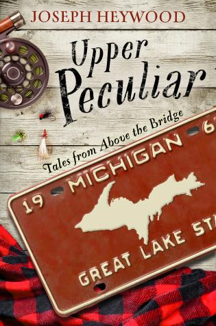 Cover image for the book Upper Peculiar: Tales from Above the Bridge