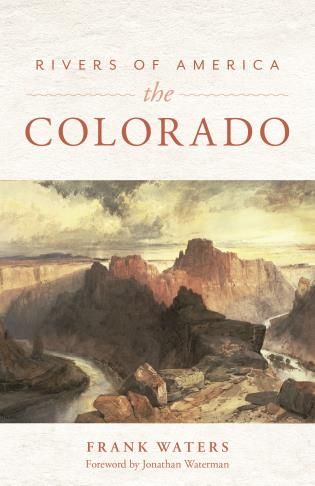 Cover image for the book Rivers of America: The Colorado