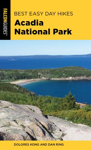 Cover image for the book Best Easy Day Hikes Acadia National Park, 4th Edition
