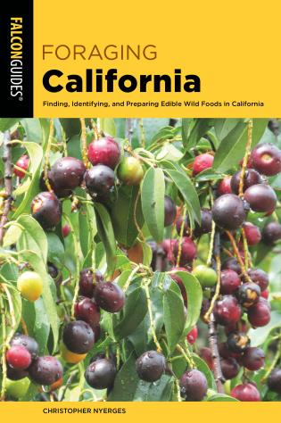 Cover image for the book Foraging California: Finding, Identifying, And Preparing Edible Wild Foods In California, 2nd Edition