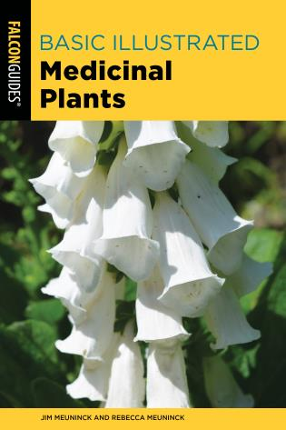 Cover image for the book Basic Illustrated Medicinal Plants, 2nd Edition