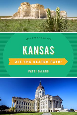 Cover image for the book Kansas Off the Beaten Path®: Discover Your Fun, Tenth Edition